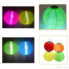 Other Garden Outdoor Living U0026 Pets  Solar Powered Chinese Chinese Lantern Solar Lights