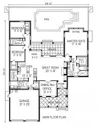 Small Picture Floor Plan E2 Concrete House Ii Luxury Residence Pozuelo De Modern