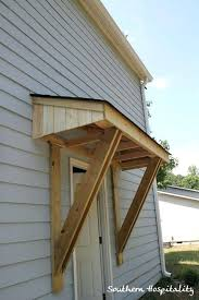 build a door awning front door awning pictures wooden awnings for diy wood door awning plans