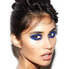 cerulean turquoise cobalt makeup panies went crazy for blue in all its various tones for