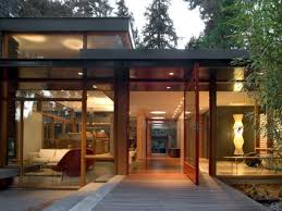 Home Design: Woodway Mid Century Modern Homes Interior Design