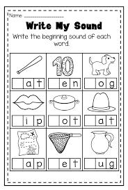K Phonics Worksheets Kindergarten Vocabulary Appealing Full Size Of ...
