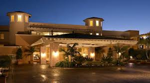 Casual Elegance Hotel Exterior Design of The Grand Pacific Palisades Resort  and Hotel, San Diego