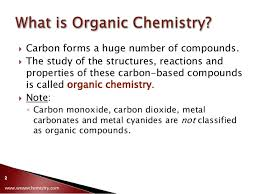 organic chemistry introductory topics