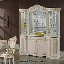 4 door tiffanie style vitrine display