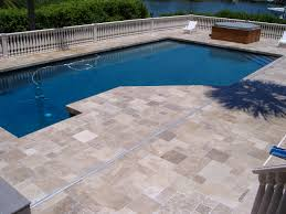 whistler white drop face pool coping tile