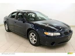 2003 Blue Black Metallic Pontiac Grand Prix GT Sedan #61966906 ...
