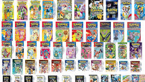 Pokemon Complete series plus movies Origins and the orange island dvd with  the banned episodes | Pokemon cards, Pokemon, Anime dvd