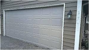 cost to replace 16x7 garage door s lovely modern doors more eye catching luxury