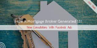 Case Study How A Mortgage Broker Generated 131 New Consultations