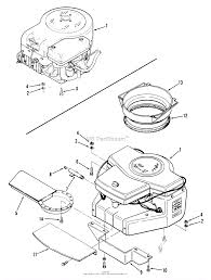 toro 02 16bp02 b 165 twin 5 speed tractor 1981 parts diagram for zoom