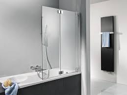 glass bath screen 64f back