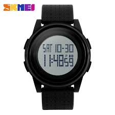 SKMEI Men LED Digital <b>Watch</b> Chronograph <b>Sport Watches 5Bar</b> ...