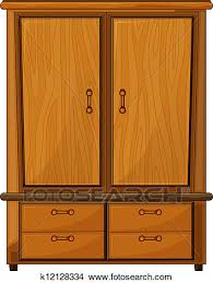 wardrobe clipart.  Wardrobe Clipart  A Wardrobe Fotosearch Search Clip Art Illustration Murals  Drawings And In Wardrobe