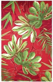 tropical runner rugs great outdoor ideas patio