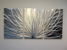 current abstract metal wall art panels inside radiance 3 panel metal wall art abstract contemporary on metal wall art panels with showing photos of abstract metal wall art panels view 5 of 15 photos