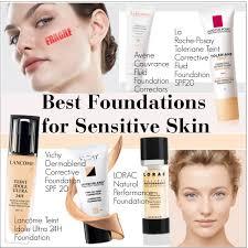sensitive skin mineral makeup brands foundation sensitiveskin beautyset polyvore editorial polyvore lane larocheposay