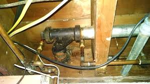 awe inspiring replacing drain pipes under kitchen sink types good
