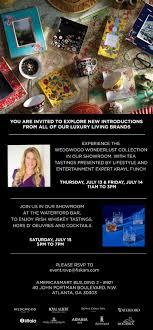 atlanta americas mart wedgwood wonder event invite with krayl funch july2017