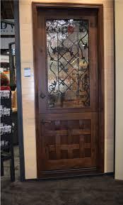 iwp custom wood dutch door by jeld wen