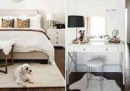 Home Tour: A Big Bedroom Reveal For A Stylish Blogger