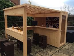 garden hut. SPORTS BAR WITH REMOVABLE SECURITY HATCH,OUTDOOR GARDEN BAR, QUALITY, MAN CAVE Garden Hut