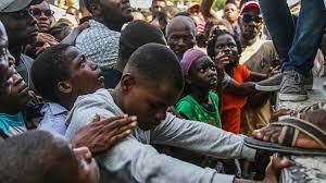 Haiti Quake Destroyed Many Churches ...