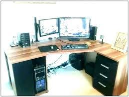 bestar hampton corner desk computer desks compact collection l shaped workstation