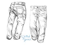 How To Draw Pants 50 Lovable How Draw Wrinkles