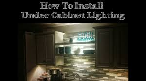 Image Spotlight How To Install Under Cabinet Led Lights From Ikea Our House Diy Youtube How To Install Under Cabinet Led Lights From Ikea Our House Diy