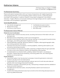 Best Ideas of Emr Resume Sample With Cover