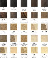 Hair Extension Color Chart Information About Blonde Hair Colour Chart 2013 At Dfemale