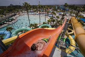 Berry Farm water park reopens ...
