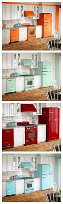 Kitchen With Red Appliances 25 Best Ideas About Red Kitchen Appliances On Pinterest Kitchen