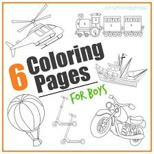 Cool transportation coloring sheets you can print and color. Transportation Colouring Pages For Boys Happy Hooligans