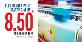 Flex Printing Flex Banners Vinyl Banner Printing Service Provider