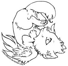 Coloring Pages Wolf Irescueclub