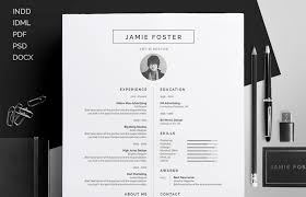 40 Eye Catching CV Templates For MS Word Free To Download Interesting Best Resume Design
