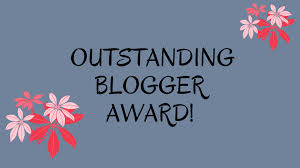 Image result for outstanding blogger award