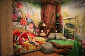 Alice In Wonderland Decor Kids Room Ideas Alice