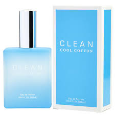 <b>Clean Cool Cotton</b> by Clean 60ml EDP | Perfume NZ
