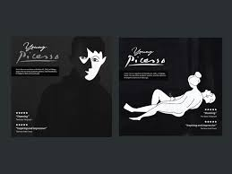 Young Picasso Final Cd Cover Artworks By Edifé Studio On Dribbble