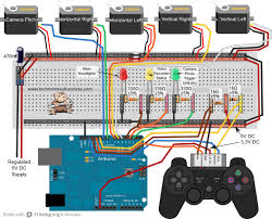 using a wired playstation 2 controller for rov control using a wired playstation 2 controller for rov control arduino