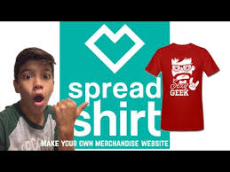 Make Own Merchandise How To Make Your Own Merchandise Website On Spreadshirt On Iphone