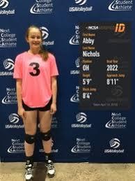 Abby Nichols's Women's Volleyball Recruiting Profile