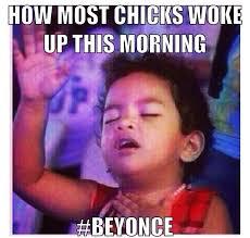 Divas And Dorks :: Funniest Digital Meme Reactions To Beyonce's ... via Relatably.com