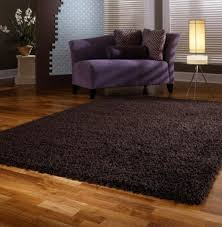 architecture and home exquisite dark brown area rug in solid designs dark brown area rug