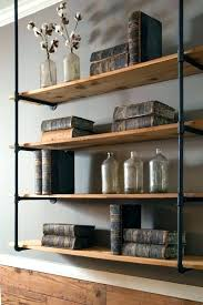 wall mount wood shelves wall shelves wooden gabriellaflomcom wall mounted wooden shelves ikea