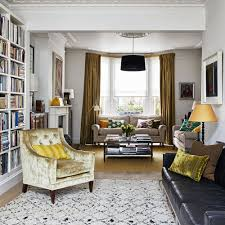 Victorian Terrace Living Room Take A Tour Of This Redesigned Victorian Terrace In South London