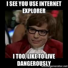 Dangerously Austin Powers | Meme Generator via Relatably.com